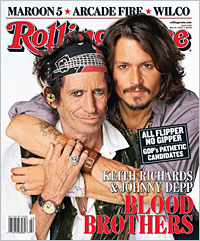 Richards and Depp